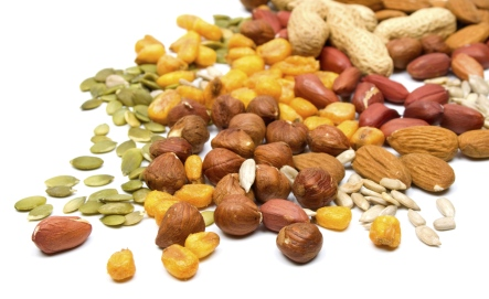Nuts and seeds pictures Nourish: Whole Food Recipes Featuring Seeds, Nuts and