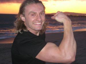 Robert Cheeke - vegan bodbguilder