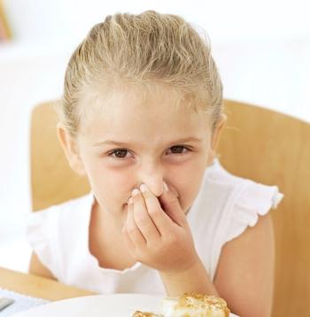 bad smell food