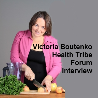 "Victoria Boutenko  Mother of the Raw Food Family. ""Queen of Raw"