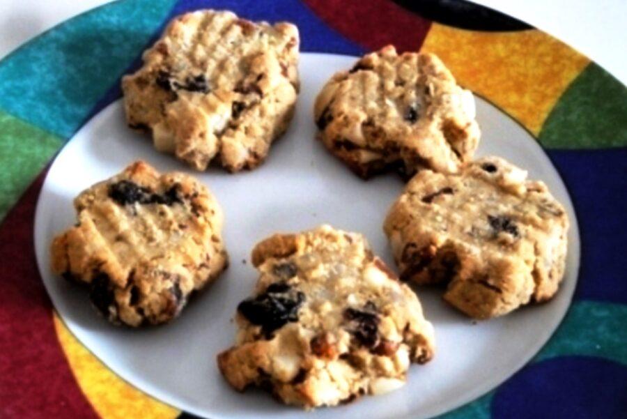 Gluten-Free Hermit Cookies