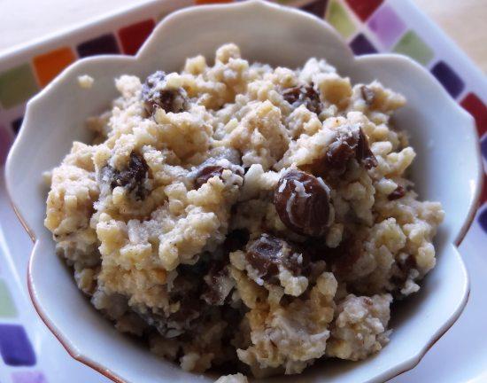 Delux Quinoa Pudding