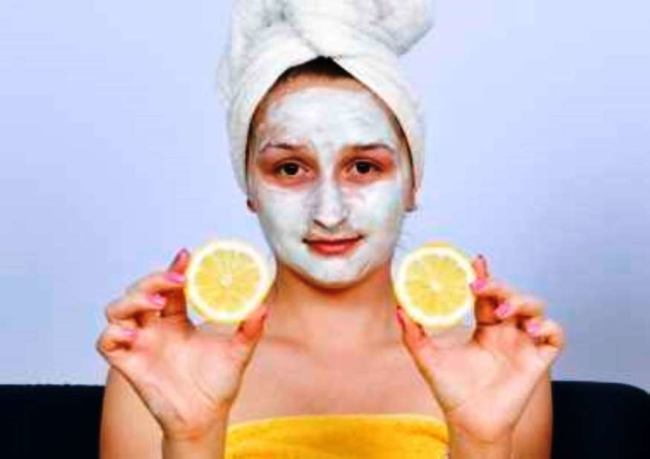 lemon facial cleanser