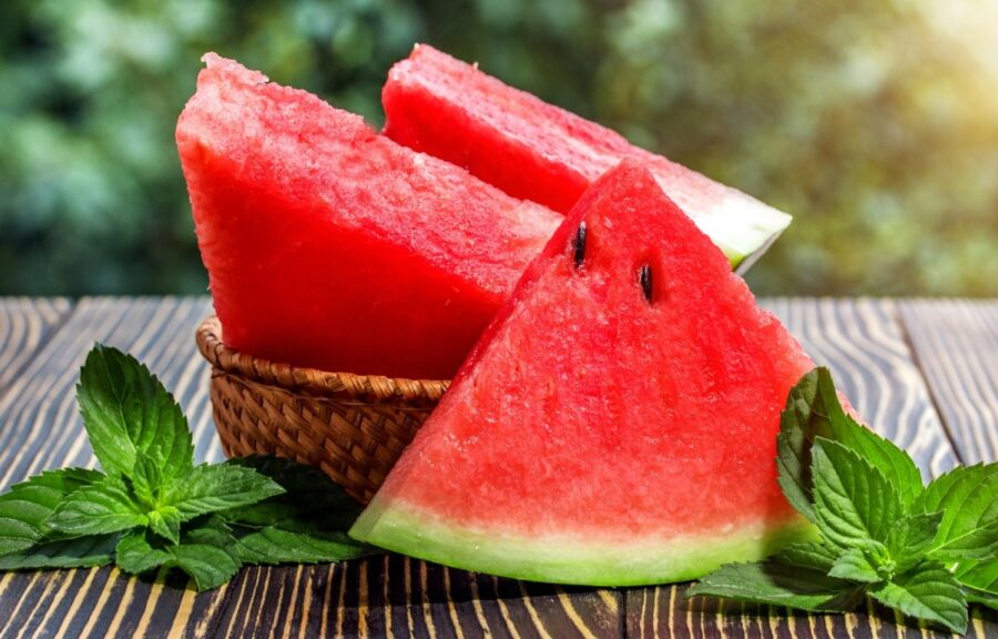 weight loss and watermelon