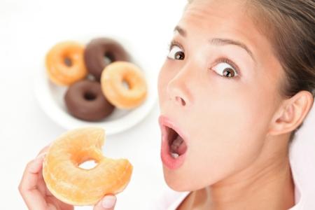 I was once a sugar addict!