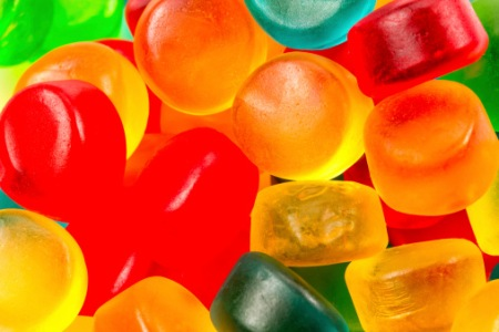 fruit candy colours