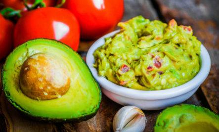 Avocado Vegetable Dip