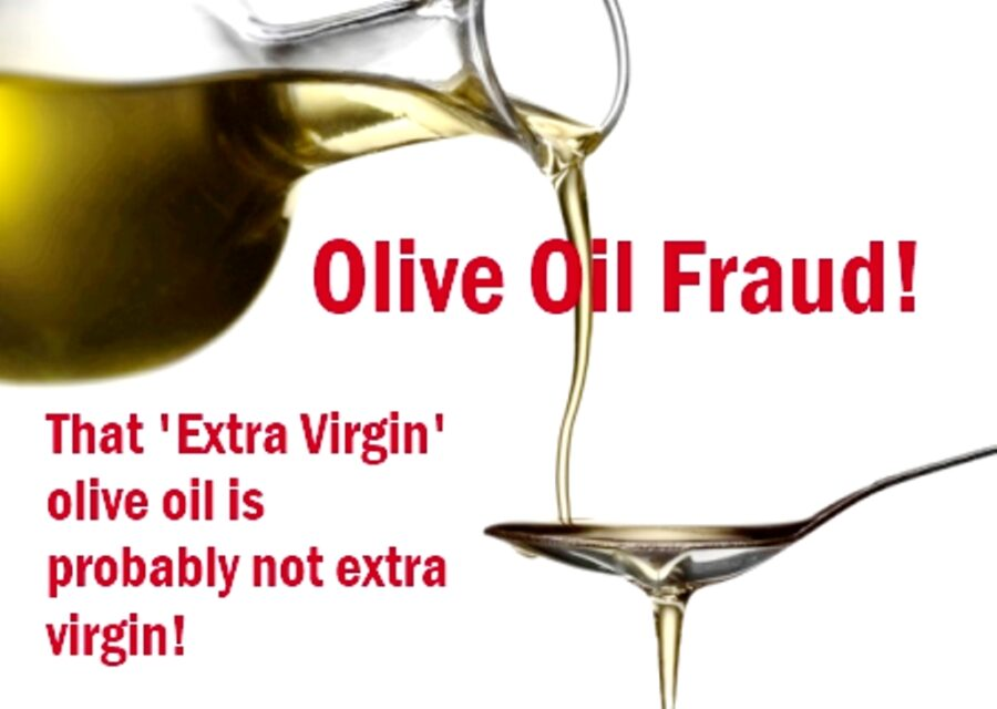 Olive Oil Fraud