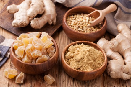 Ginger has been found to have many nutritional and medicinal benefits.