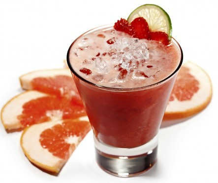 Grapefruit juice 443