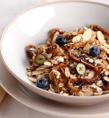Muesli with Figs