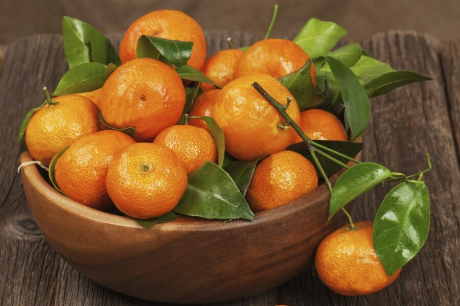 Did You Know That Yummy Mandarin Oranges are Good for Us?