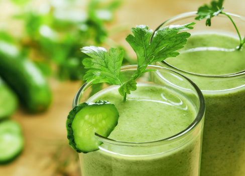 Photo of Diana's Green Smoothie with a Difference