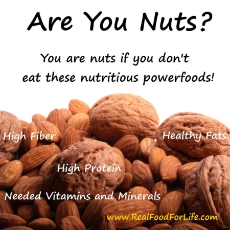Nutritional Benefits of NUTS & SEEDS