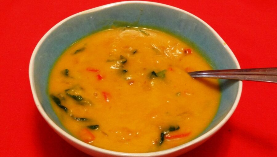 Photo of Kabocha Squash Soup is Delicious