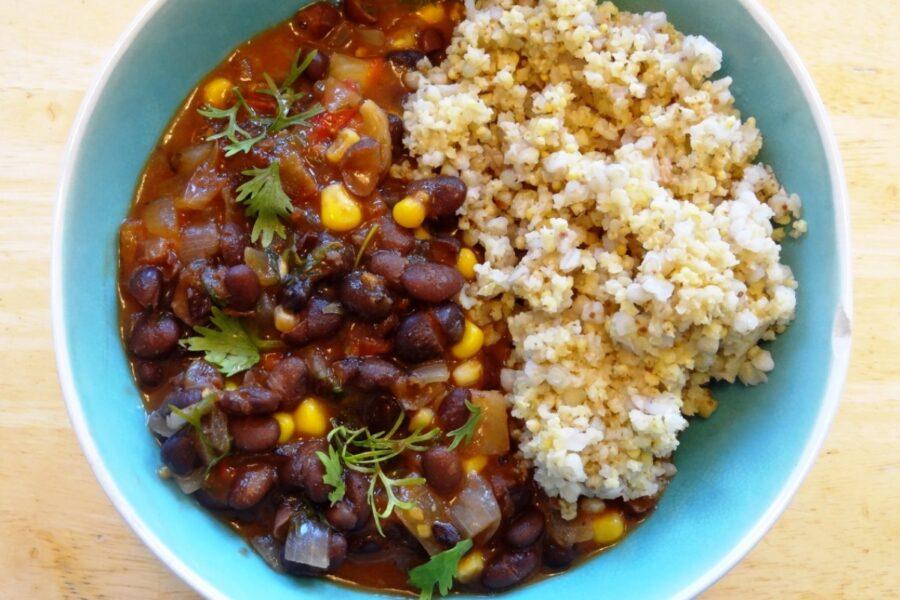 Photo of Yummy Vegan Chili Recipe