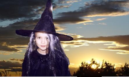 asha for halloween