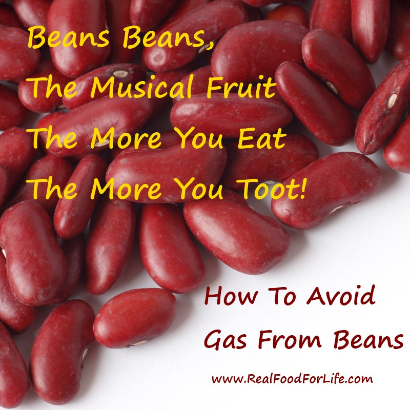 7 Ways to Avoid Gas From Beans