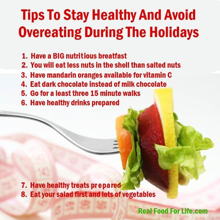 7 Health Tips to Avoid Christmas Regrets