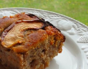 Apple Cake - Vegan Gluten Free