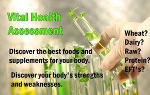 Vital Health Assessment