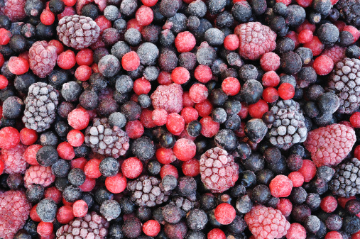 How To Freeze Your Own Berries