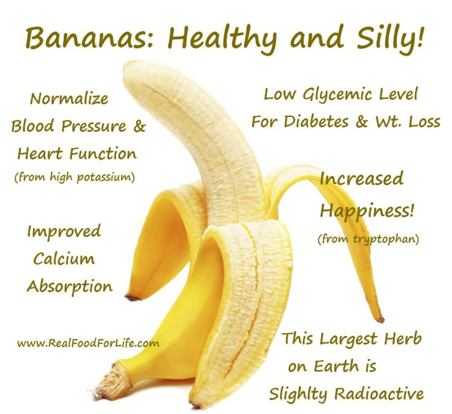 Photo of Bananas: Healthy, Silly and Sexy