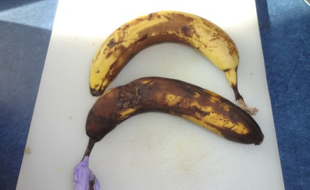 bananas for conditioner