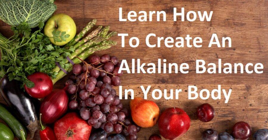Alkaline Balance