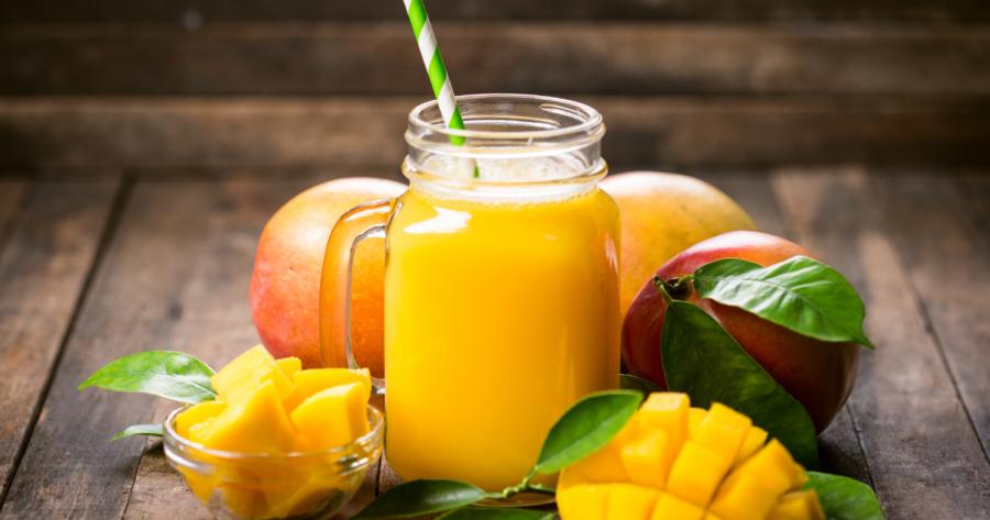 Cucumber Mango Drink
