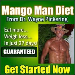 mango man diet