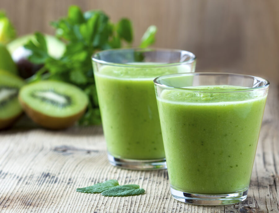 Photo of Fruity Tooty – Kiwi Smoothie
