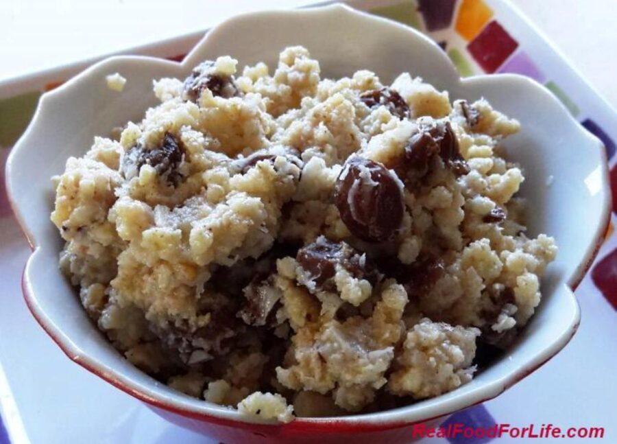 Quinoa Pudding
