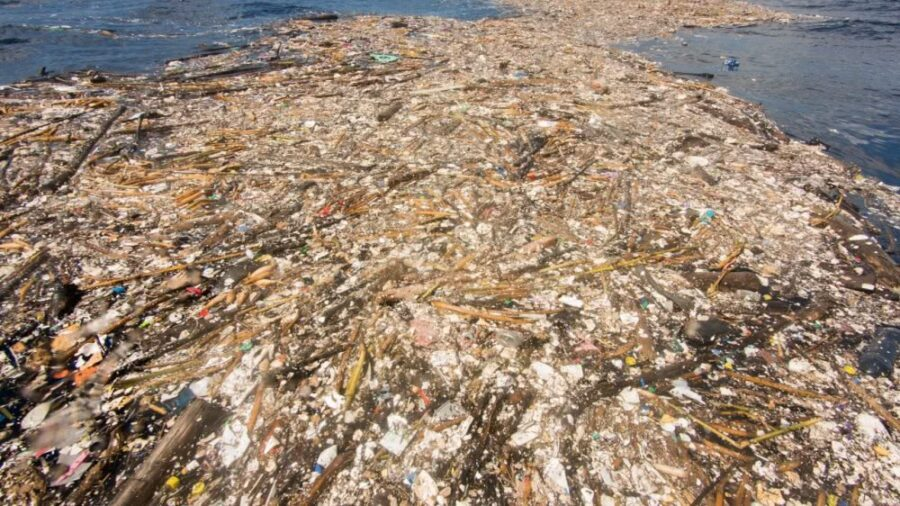 Photo of The Great Pacific Garbage Patch