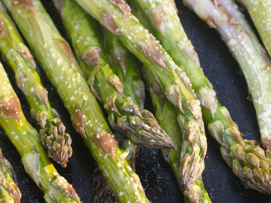 Photo of Baked Asparagus