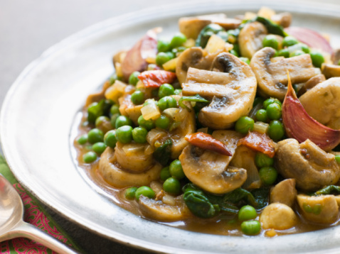Peas as a Side Dish Recipe