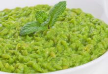 Photo of Easy Creamy Peas – Delicious Vegan Recipe