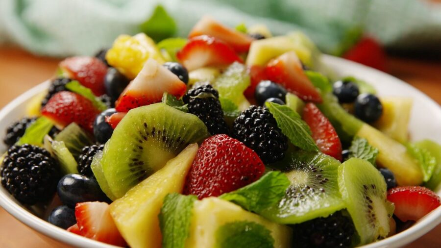 Photo of Alkalizing Fruit Salad Is So Good and Healthy Too