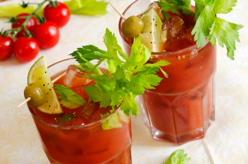 Bloody Mary – Alcohol Free and Healthy