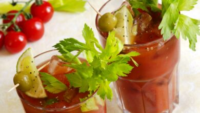 Photo of Bloody Mary Alcohol-free Recipe Is Healthy and Delicious