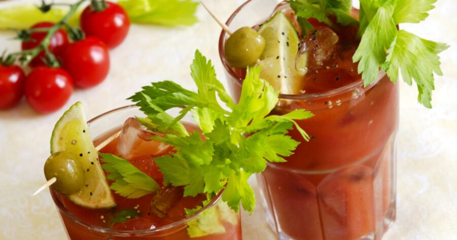 Bloody Mary Alcohol-Free
