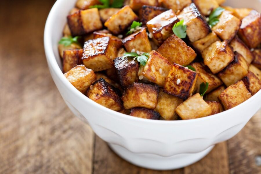 Photo of Crispy Tasty Tofu is a Great Addition to Meals