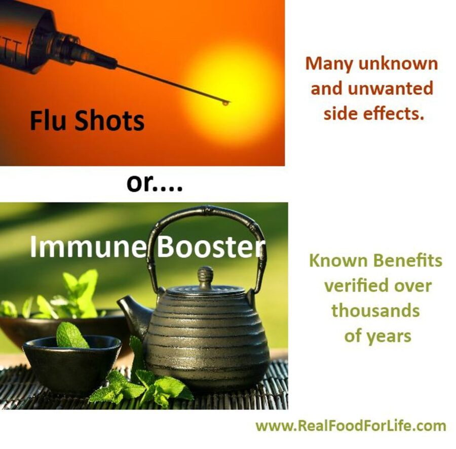 Photo of Flu Shot vs Immune Booster