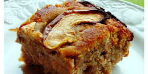 apple cake igluten-free