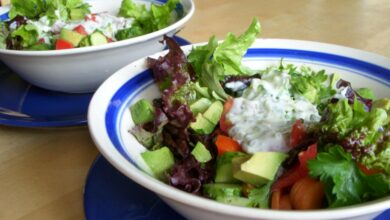 Photo of Vegan Yogurt Salad Dressing Is Creamy and Easy To Make