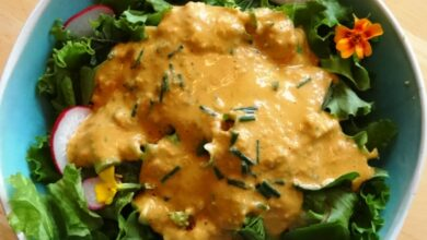 Photo of Tomato Salad Dressing Makes Your Salad Extra Delicious