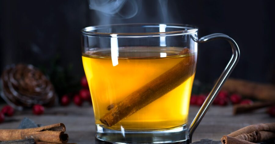 Photo of Enjoy Hot Mulled Cider That is Alcohol-free