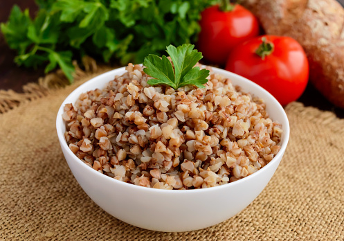 Warming Buckwheat Full of Health Benefits