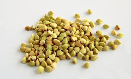raw buckgwheat