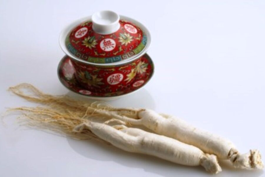 Photo of Korean White Ginseng Health Benefits